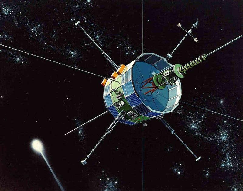 Can This 1970s Spacecraft Explore Again?