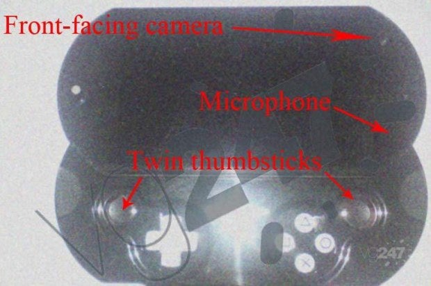 Leaked Photo Claims to Reveal PSP2