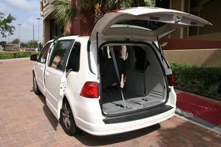 2009 vw routan se interior. Black Bedroom Furniture Sets. Home Design Ideas