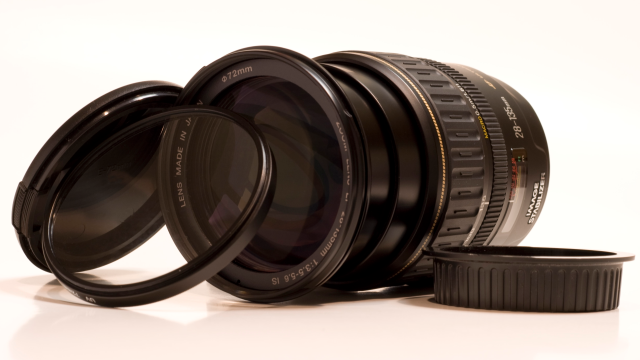 When Buying a Used Camera Lens, Check the Mount