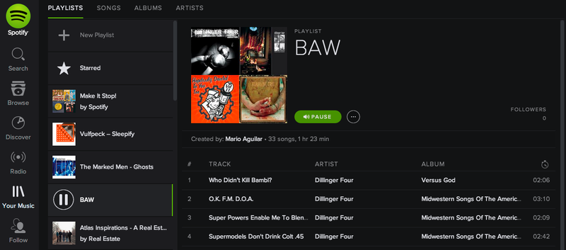 Spotify's Deep Black Redesign Makes Your Favorite Music Pop