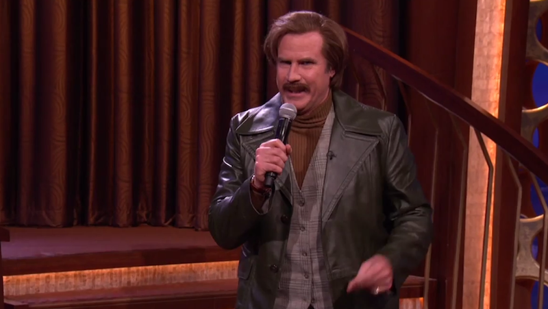 Ron Burgundy Sang to Rob Ford and Now We're in a Glass Case of Emotion