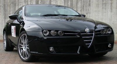 This Alfa Ain't From Mississippi: The Autodelta Brera