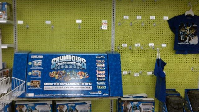 Where Have all the Skylanders Gone, Uncle Activision?