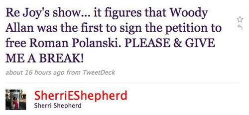 Celebs Tweet Their Thoughts On Roman Polanski