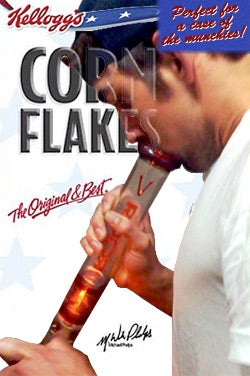 Michael Phelps Bong Pic to Sink Kellogg Deal