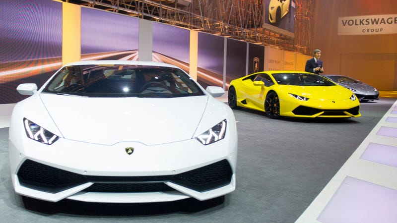 The Best Cars At The Geneva Motor Show