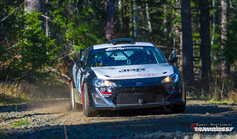 Why Wait for Toyota? The GT86 Rally Car Is Already Here