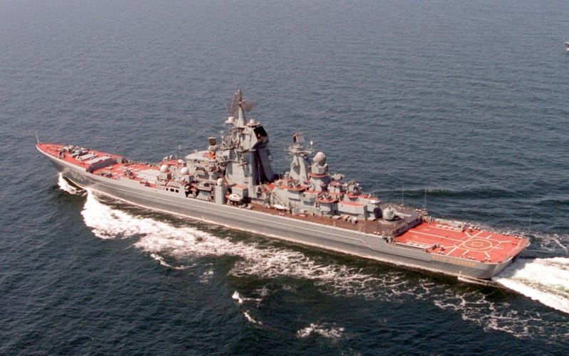 Kirov Class Battle Cruiser: The World's Largest Surface Combatant
