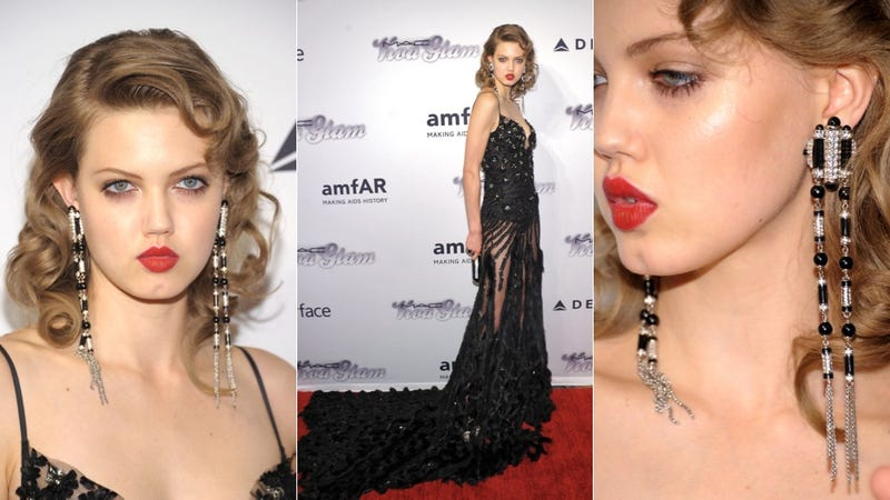 Gorgeous Gowns on Living Legends at the amfAR Inspiration Gala