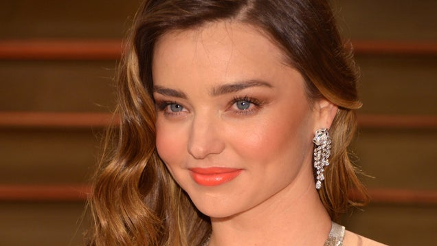 ​Miranda Kerr's Debut Single Is Predictably Awful