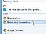 Google Chrome Updates, Adds Windows 7 Jumplists