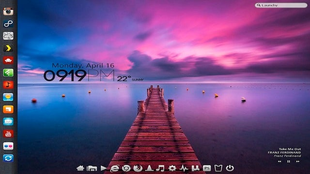 The Dreamy Desktop