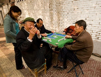 Your Mahjong-Playing Grandma Will Soon Be a Drug Addict