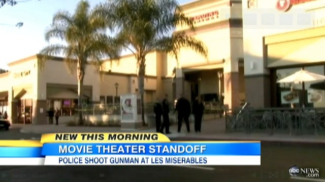 Police Shoot, Critically Injure Gunman During Screening of Les Misérables