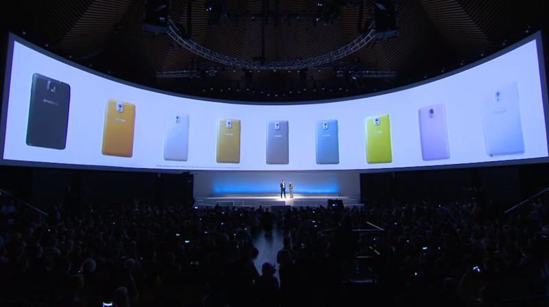 Samsung Galaxy Note 3: A Little Bigger Screen, A Lot Better Guts (Update: Hands-On)