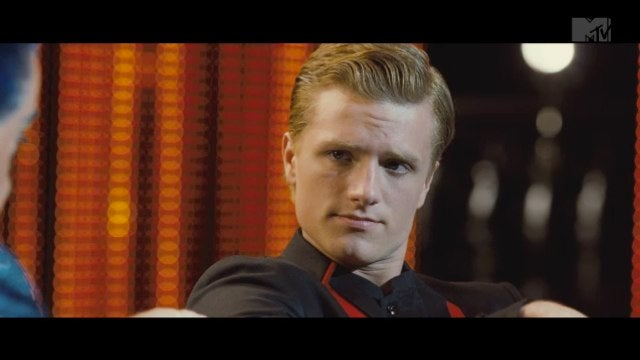 You'll turn Team Peeta when you see this new Hunger Games clip
