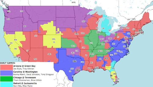 Your Sunday NFL Early Games Viewing Guide