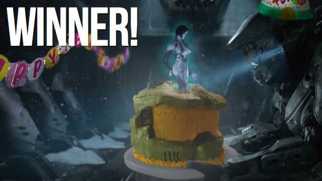 Kotaku 'Shop Contest: Icing on the Chief: The Winners