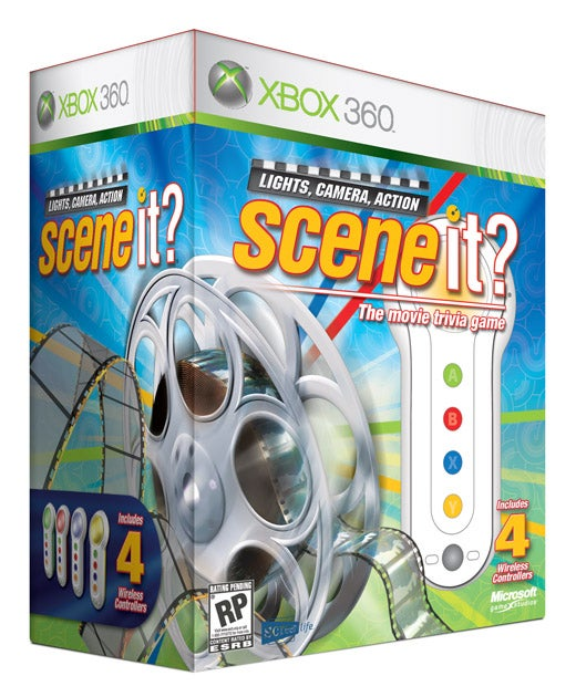 Scene It? Game Brings Movie Trivia To Xbox 360