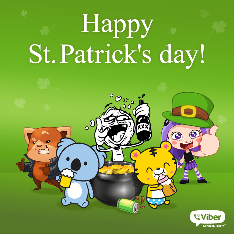 This Year's Stupid Tech Company St. Patrick's Day Tweet