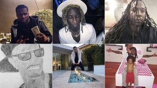 Rappers On Instagram, R