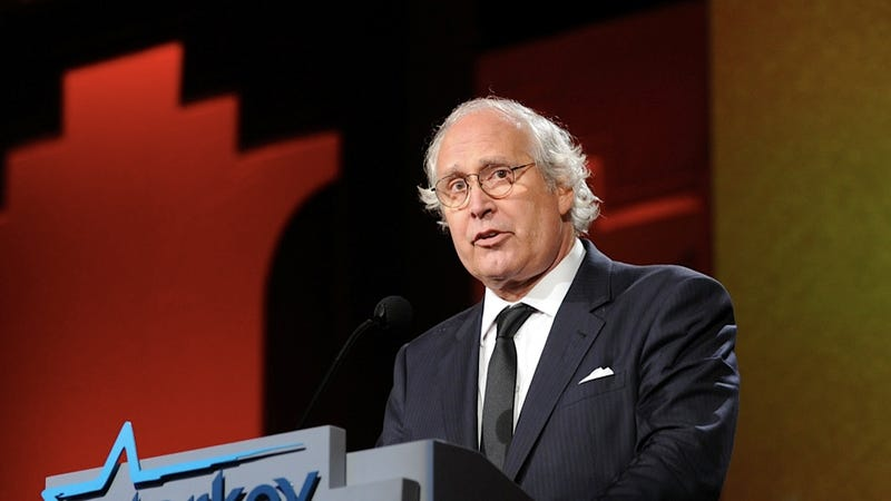 Chevy Chase Pulls Out a Racist Slur from His Pocket Full of Hawthornes on the Set of Community