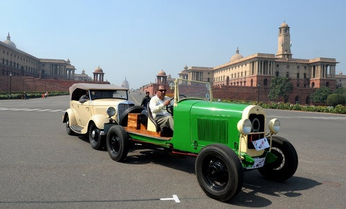 ...And Now We Have A Strange Longing For An Indian Street Rod