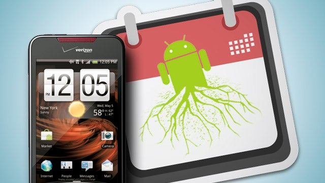 How to Root the HTC Droid Incredible [Out of Date]