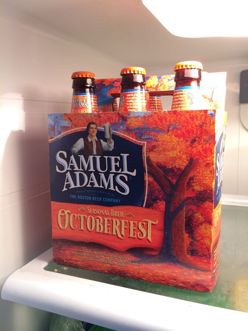 PSA. It's octoberfest season