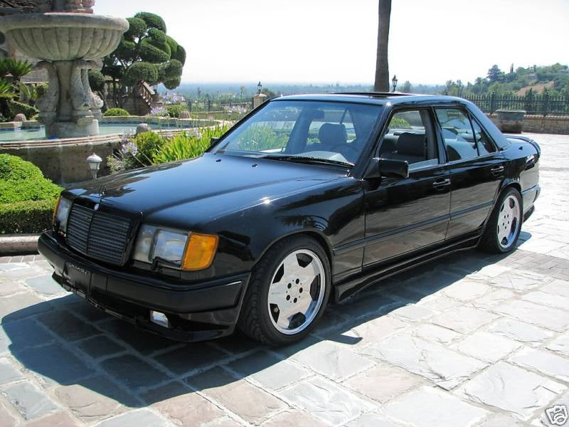 Nice Price Or Crack Pipe: $57,500 For A 20,000-Mile 1987 AMG Hammer?