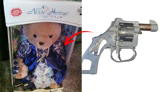 8-Year-Old Girl Finds A FREAKING GUN Inside of a Donated Christmas Present