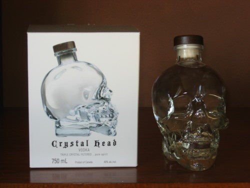 Wake Up, Deadspin Redux: Okay Deadspin, It's You, Me And This Skull-Shaped Bottle Of Vodka...