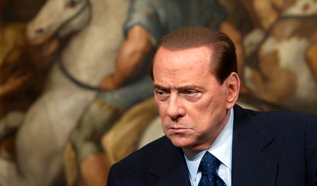 Sex With 33 Girls 'Too Much' for Old Berlusconi