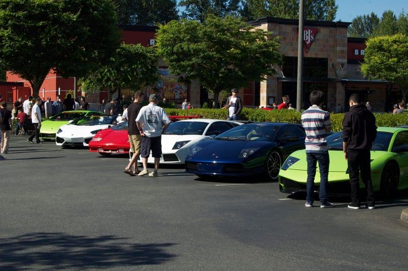 My Seattle Trip Part 2: Exotics at Redmond Town Center