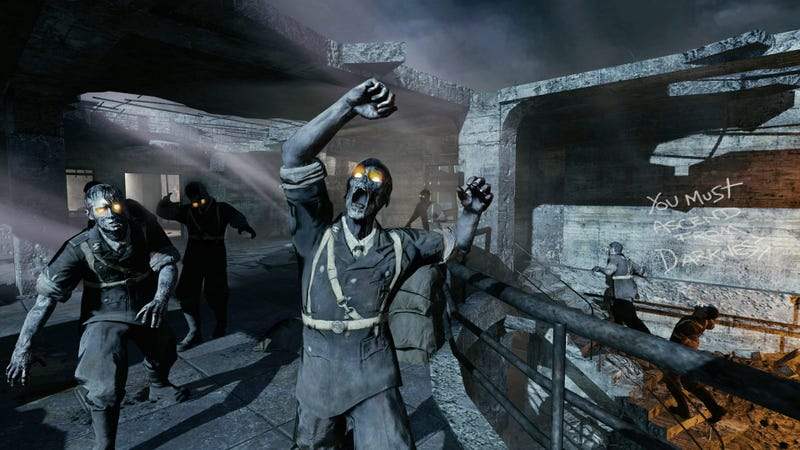 Black Ops' Rezurrection DLC is One Small Step for Zombie-Kind