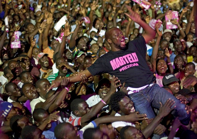 Wyclef Jean 'Grazed' by Bullet in Haiti, Released from Hospital