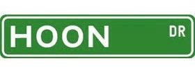 Jalopnik Holiday Gift Guide: Hoon Street Sign