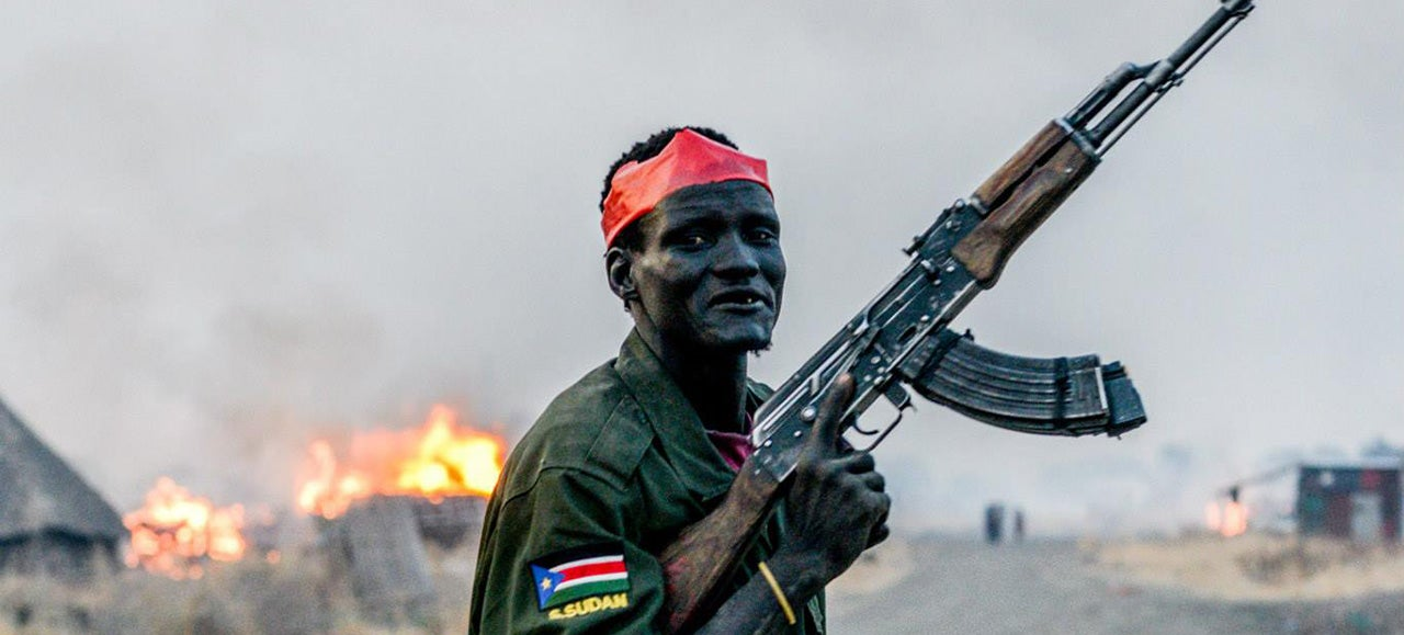 ​Robert Young Pelton On Surviving South Sudan