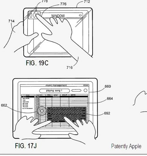 Apple Patents Reveal Proximity Detector For Tablets