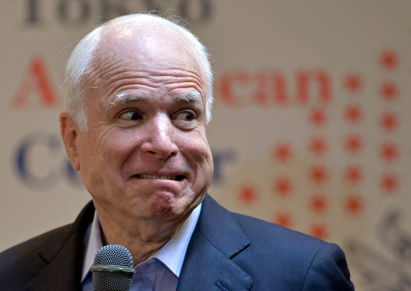 Arizona's Republican Party Censures John McCain For Being Too Liberal