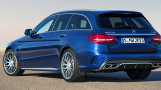 2015 Mercedes-AMG C63: This Is It (And Holy Crap 503 HP)