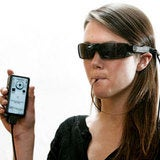 BrainPort Device Lets The Blind Use Their Taste Buds To See
