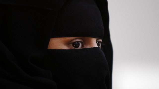 Helpful Saudi Arabian Committee Suggests Women Cover Their Sexy Eyes