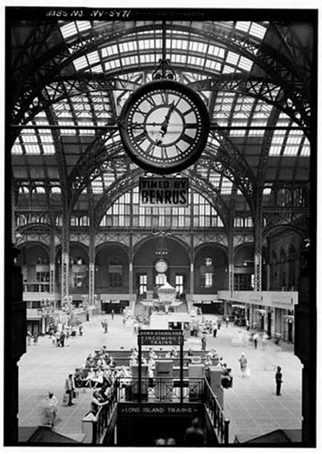 The Original Penn Station Was Demolished 50 Years Ago Today