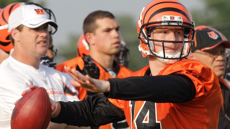 "Jay Gruden On What Andy Dalton Needs To Improve: ""Everything"""