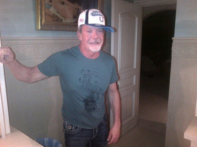 "Colts Owner Jim Irsay Is Ready For The Playoffs: ""Time To Let The Monster Feed!!!!!!!!!!!!!"""