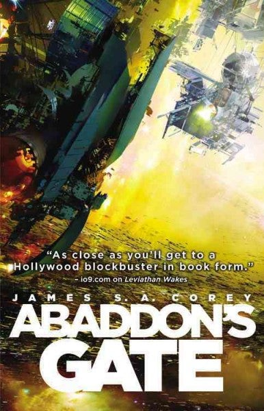 Abaddon's Gate is literary space opera at its absolute best