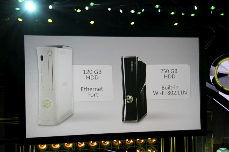 New Xbox 360 Shipping Today, Costs $299