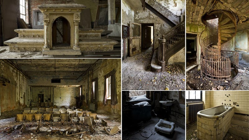 New York's Abandoned Leper Colony Is the Spookiest (UPDATE)